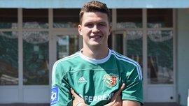 Мазур получил дебютный вызов в национальную сборную Украины