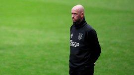 Тен Хаг: Барселона, Челси, Бавария – это все хорошо, но я останусь в Аяксе