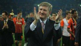 Ахметов привітав Шахтар із перемогою в Кубку України