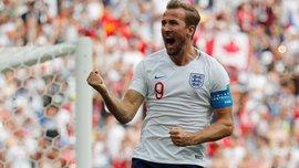 Збірна Англії опублікувала заявку на Фінал чотирьох Ліги націй – Кейн у складі