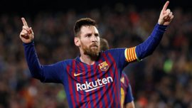 Месси отметили одной из крупнейших наград Каталонии