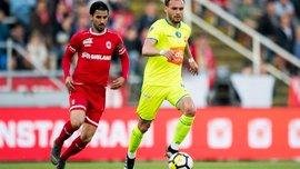 Антверпен – Гент – 1:2 – видео голов и обзор матча