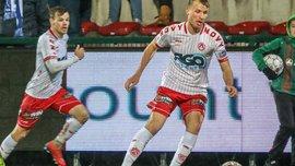 Кортрейк с Бацулой разгромил Серкль и сыграет в плей-офф за путевку в Лигу Европы