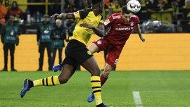Бундесліга презентувала м'яч на новий сезон