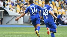 Динамо – Мариуполь: Де Пена мощным ударом забил дебютный гол за киевлян