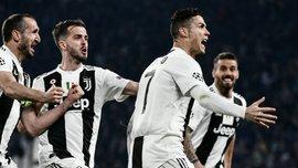 Роналду визнаний найціннішим гравцем сезону в Серії А