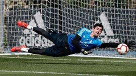 Конкурент Лунина Куртуа мог не стать футболистом из-за детского увлечения