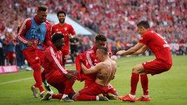 Баварія – Айнтрахт – 5:1 – відео голів та огляд матчу