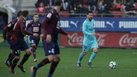 Ейбар – Барселона: пряма відеотрансляція матчу