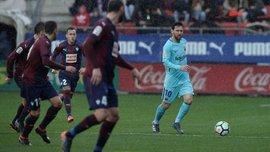 Эйбар – Барселона: прямая видеотрансляция матча