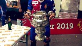 Самбрано допоміг Базелю здобути Кубок Швейцарії