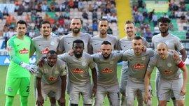 Морозюк помог Ризеспору добыть ничью в чемпионате Турции – украинец получил средний балл