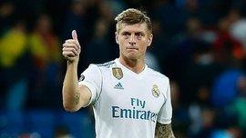 """""""Хочу завершити кар'єру в Мадриді"""", – Кроос прокоментував продовження контракту з Реалом"""