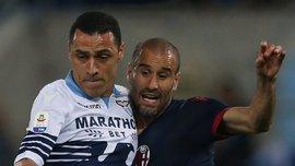 Лаціо у надрезультативному матчі розписав бойову нічию з Болоньєю