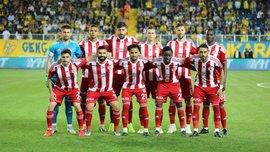 Рыбалка не уберег Сивасспор от поражения Анкарагюджю – украинец стал одним из лучших в своей команде