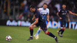 Голевая перестрелка Лацио и Болоньи в видеообзоре ничейного матча Серии А