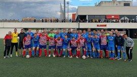 Сборная ветеранов Украины победила на турнире в Мадриде