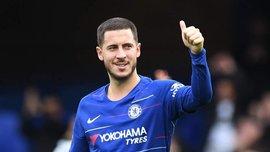 Челси позволит Азару присоединиться к Реала этим летом несмотря на трансферный бан, – Daily Star