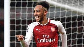 Обамеянг: Хочу стати легендою Арсенала