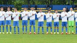 Збірна України U-18 мінімально поступилась Іспанії у матчі Кубка Словаччини