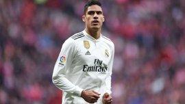 Варан рассказал, будет ли играть за Реал в следующем сезоне