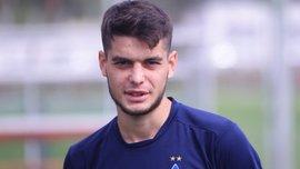 Хавбек Динамо U-21 Алібеков: У матчі з Шахтарем, можливо, пенальті на Сіпріано був, як і на Шулянському