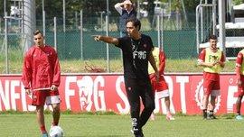 Неста звільнений з посади головного тренера Перуджі