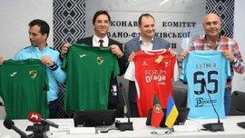 Прикарпаття програло Бразі в міжнародному товариському матчі