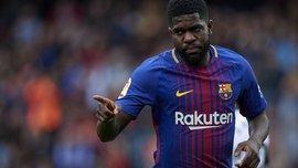 Арсенал хочет подписать Умтити, если Косьельни покинет клуб