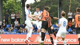 Динамо U-19 расписало результативную ничью с Шахтером U-19
