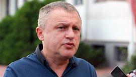 Суркіс: Не веду перемовини ні з ким – Хацкевич залишиться в команді, якщо переконає мене