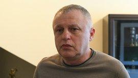 """""""Хто сьогодні керує УАФ? Палкін, чи Костюченко зі своїм начальником?"""", – Суркіс розкритикував асоціацію"""