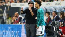 Лёв оценил потенциальный переход Сане из Манчестер Сити в Баварию