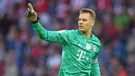 Нойер восхищается игрой Левандовски в финале Кубка Германии: Это – действительно сильно