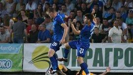 Александрия – Динамо – 0:2 – видео голов и обзор матча