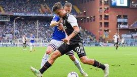 Ювентус в останньому матчі Аллегрі програв Сампдорії – відеоогляд поєдинку – 0:2