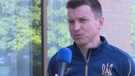 Ротань: В Украине есть хорошие футболисты, надо их раскрывать
