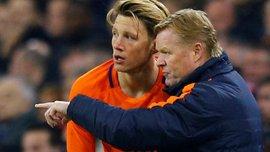 Куман объявил заявку Нидерландов на решающие матчи Лиги наций
