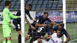 Красивые голы Танчика и Вильхьяльмссона в видеообзоре матча Черноморец – Десна – 3:0