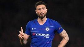 Челси – Арсенал: Жиру стал первым игроком за 14 лет, который забил 11 мячей за английский клуб в еврокубке за сезон
