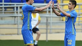 Україна – СК Дніпро-1 – 2:1 – відео голів та огляд матчу