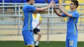 Украина – СК Днепр-1 – 2:1 – видео голов и обзор матча