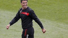 Уеска призначила легенду Реала Мічела на посаду головного тренера