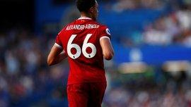 Тоттенхэм – Ливерпуль: Александр-Арнольд установил невероятное достижение для молодых игроков в финалах ЛЧ