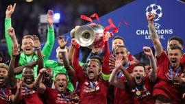Ліверпуль заробив понад 110 млн євро в Лізі чемпіонів