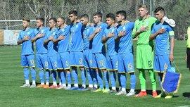 Україна U-21: одразу три нападники команди отримали пошкодження