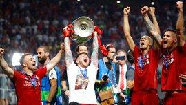 Тоттенхэм – Ливерпуль: Морено после финала Лиги чемпионов почтил память погибшего Рейеса