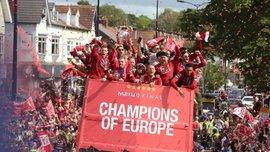 Фанати Ліверпуля спаплюжили символ Евертона після святкування перемоги в Лізі чемпіонів