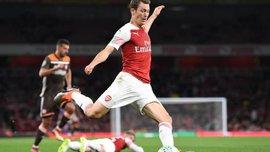 Лихтштайнер официально объявил об уходе из Арсенала