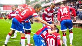 Гранада вернулась в Ла Лигу, опередив клубы Зозули и Селезнева